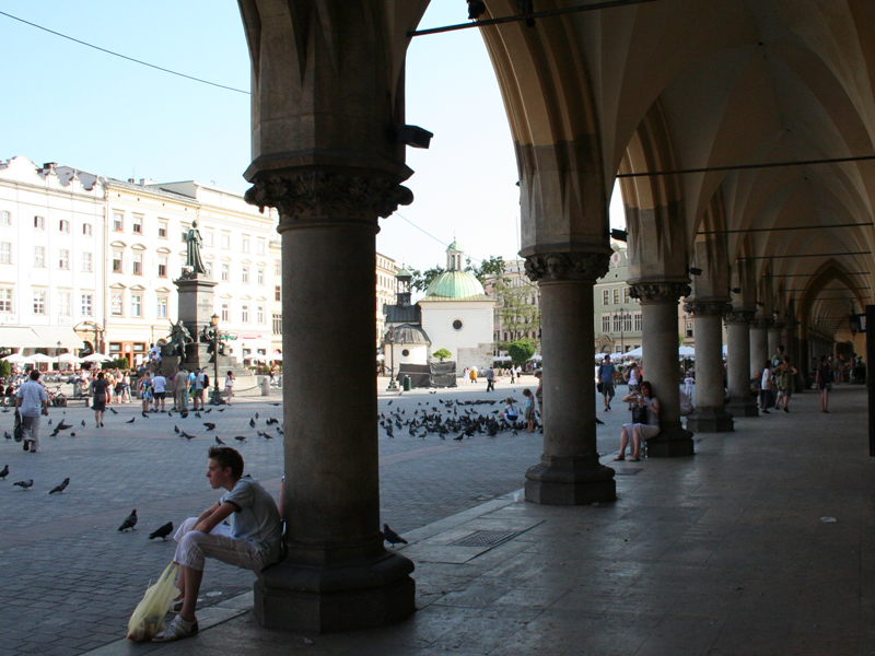 Picture of krakow